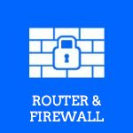 router and firewall