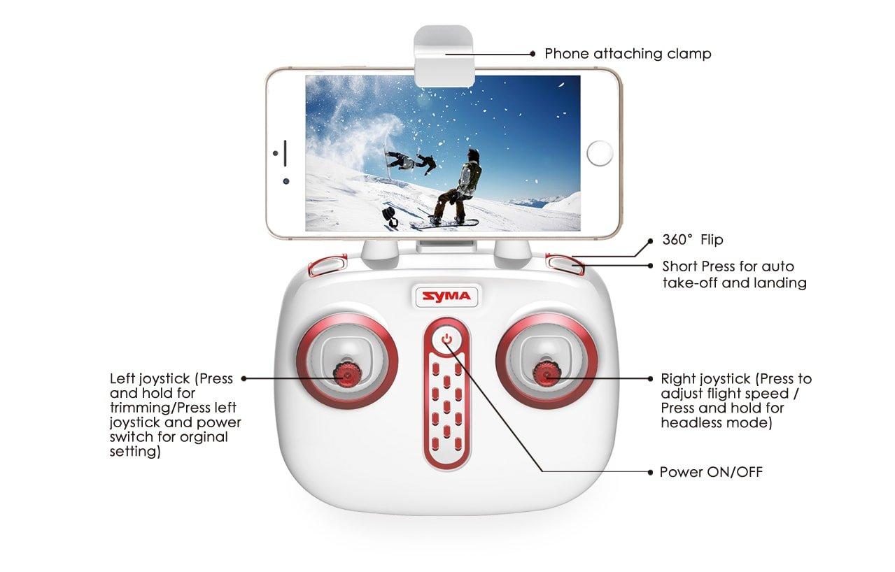 syma x8sw drone 14