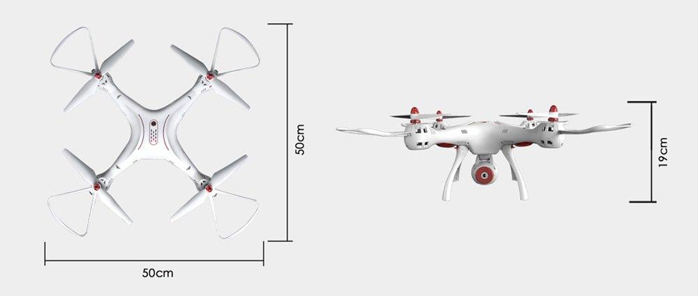 syma x8sw drone 15