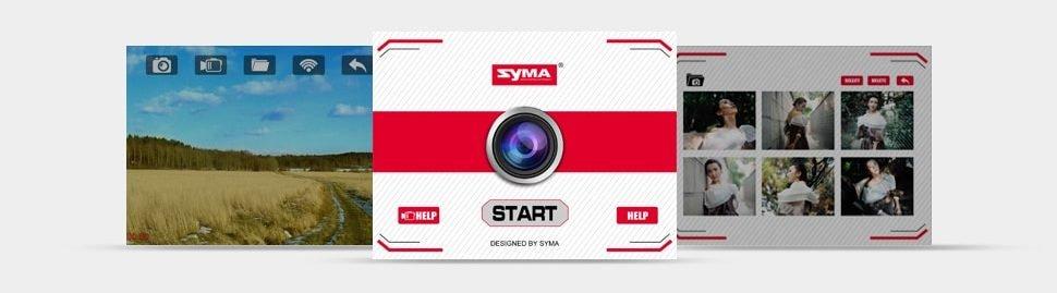 syma x8sw drone 7