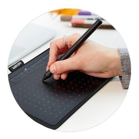 wacom ctl4100k battery free pen