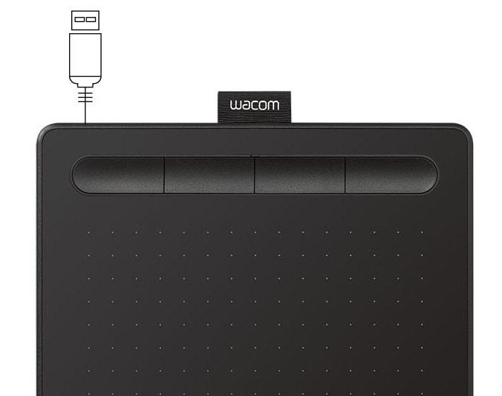 wacom ctl4100k simple setup