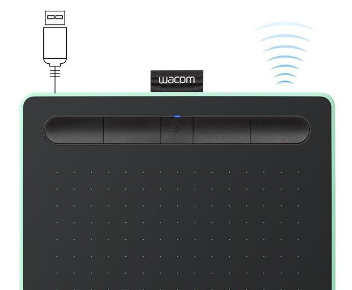 wacom ctl4100wl simple setup