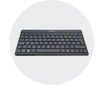 wacom mobile stuido pro customize keyboard icon