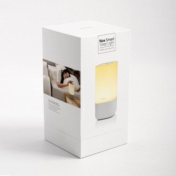sleepace nox smart sleep light box