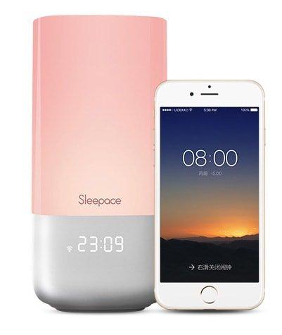 sleepace nox smart sleep light sleep better