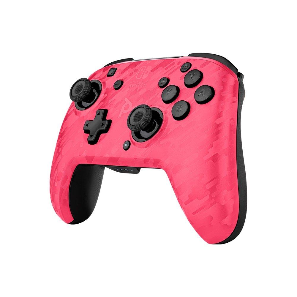500-202-eu-cmpk-pink-face-off-wireless-controller-for-nintendo-switch-left