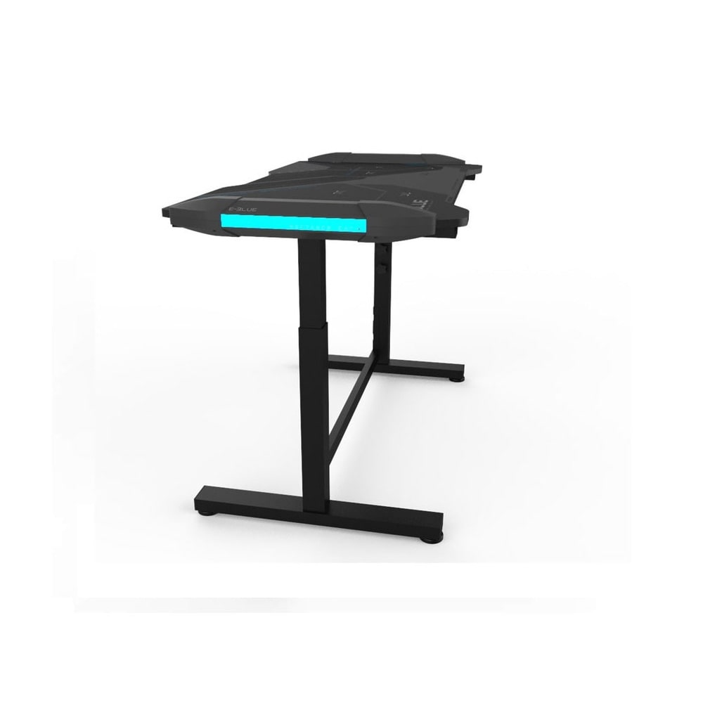 e-blue-gaming-desk-egt574bkaa-3-level-height-adjustable-1130x595x740-mm-front
