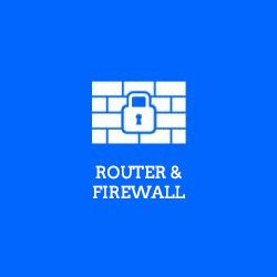 Firewall and Routers