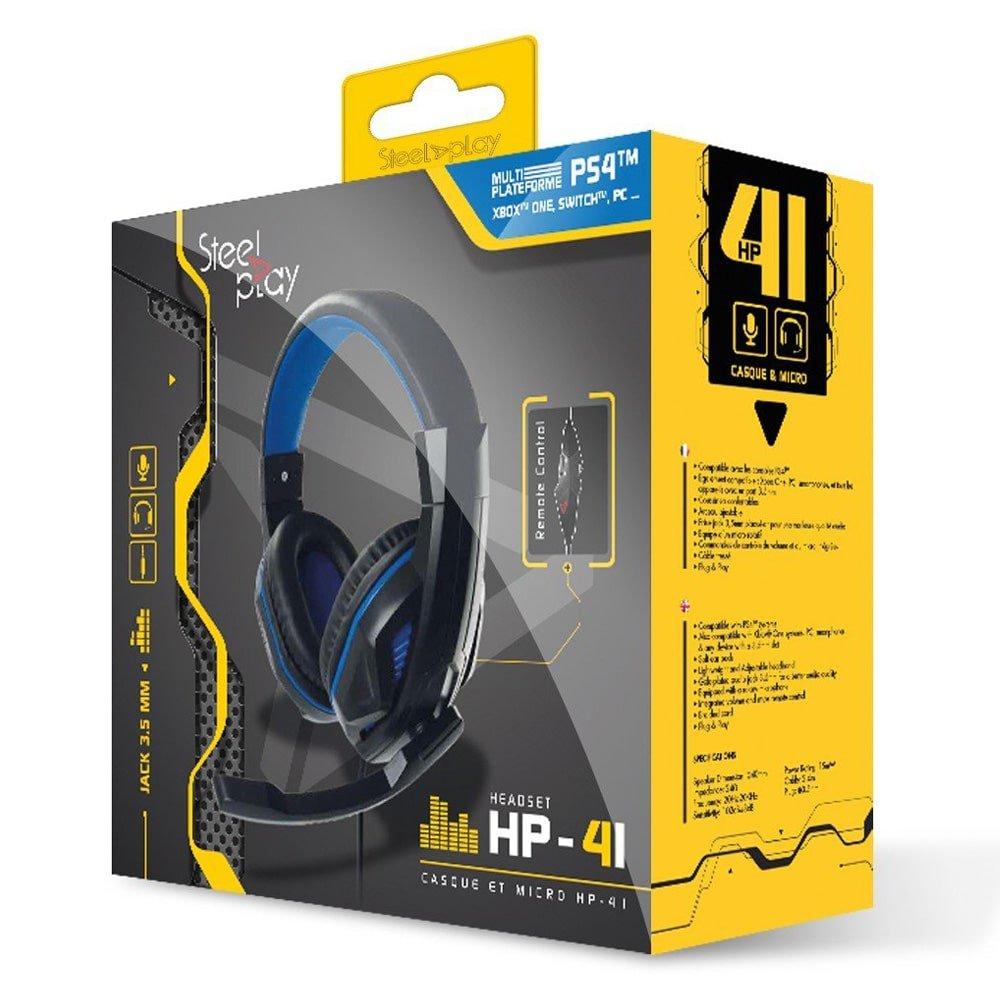 steelplay JVAPS400049 gaming headset HP-41 BOX