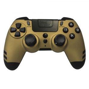 jvaps400116-steelplay-metaltech-wireless-controller-for-playstation-gold