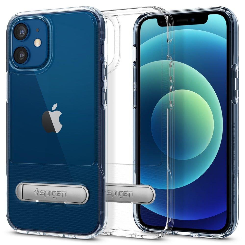 spigen-iphone-12-mini-5.4-inch-case-slim-armor-essential-color-crystal-clear-acs01553